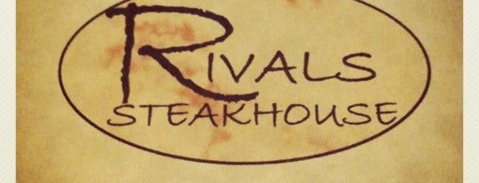 Rivals Steak House is one of SXSW® 2013 (South by Southwest) Guide.