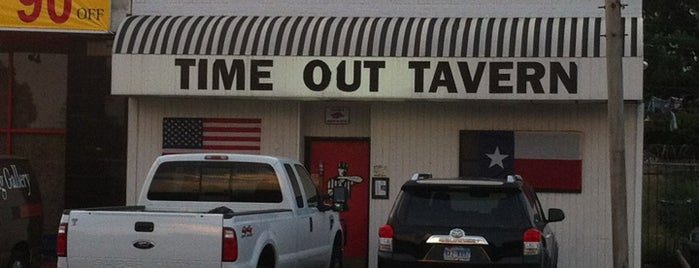 Time Out Tavern is one of Tempat yang Disimpan Naveen.