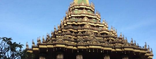 Wat Phrabuddhabat is one of ลพบุรี สระบุรี.