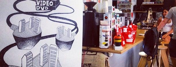 Printa Café is one of Caffeinating.