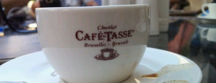 Cafe Tasse is one of Qater.