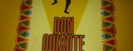 Don Quixote Pizza Bar is one of Lugares favoritos de Kleber.