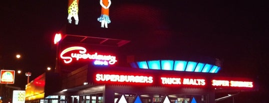 Superdawg Drive-In is one of Come Back Later.