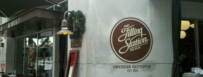 Ford's Filling Station is one of Craft Beer in LA.