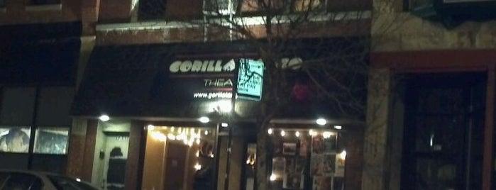 Gorilla Tango Theatre is one of Katie Chi Trip.
