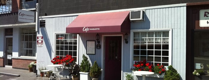 Cafe Pirouette is one of We.