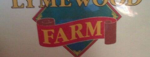 Lymewood Farm is one of Lieux qui ont plu à Terri.