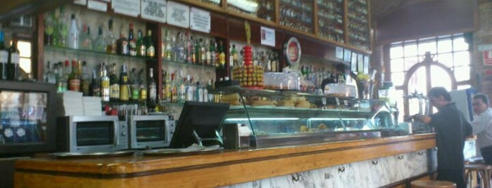 Quimet d'Horta is one of Barcelona's Best Sandwich Places - 2013.