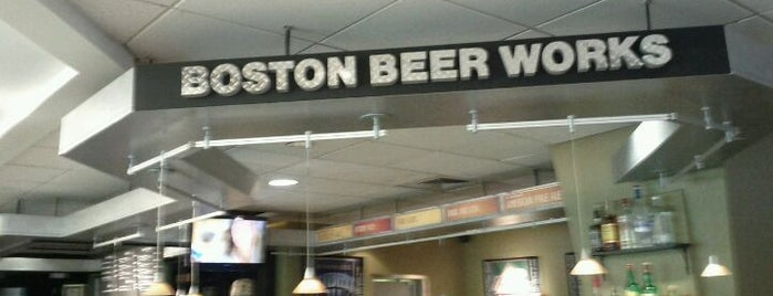 Boston Beer Works is one of Breweries I've Visited.