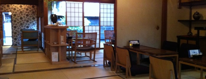 cafe青 is one of takayama.