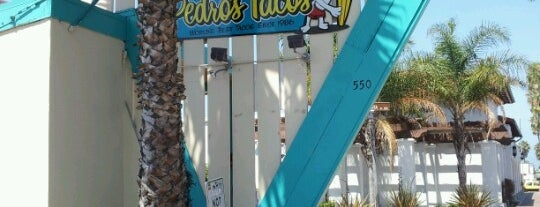Pedro's Tacos is one of OC SoCal Trip @Kurtwvs.