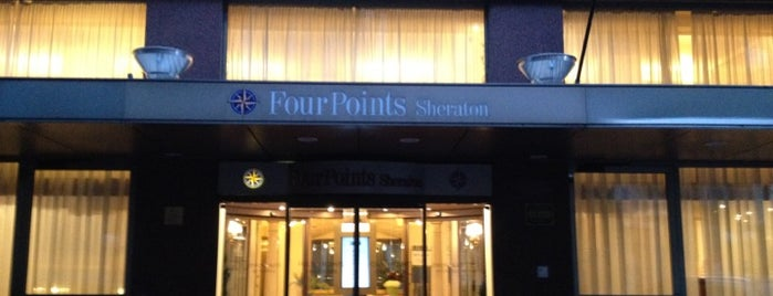 Four Points by Sheraton Milan Center is one of 4sq Specials in Milan.