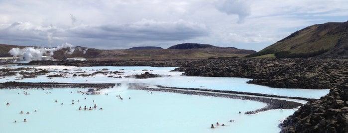 ブルーラグーン is one of No Reservations: Iceland.