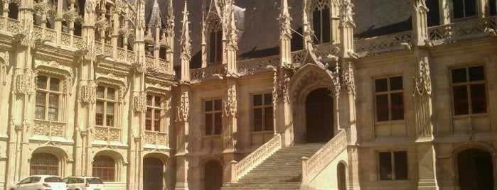 Palais de Justice is one of ROUEN - City of Hundred Spires.