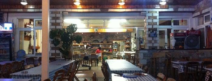 Bakis Taverna is one of Greek Food Hangouts.