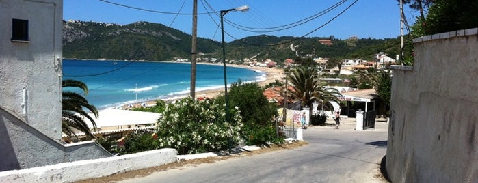 Agios Georgios Pagon is one of Corfu, Greece.