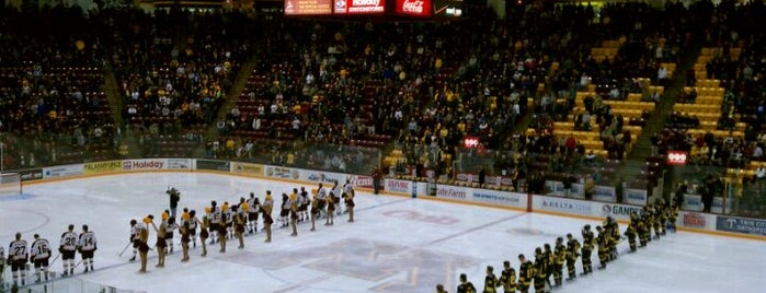 3M Arena at Mariucci is one of Best Spots in Minneapolis, MN!.