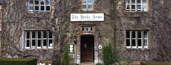 The Yorke Arms is one of Posti che sono piaciuti a Caroline.