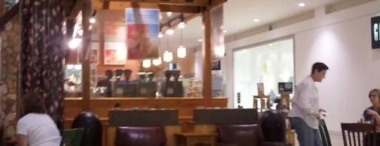 Caribou Coffee is one of Shopping.