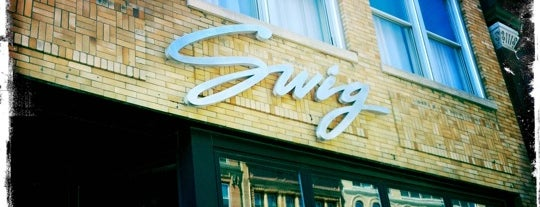 Swig is one of MKE Restaurants TRIED.