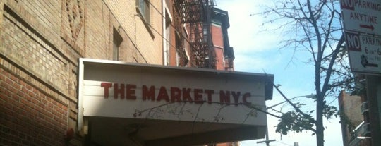 The Market NYC is one of Nueva York.