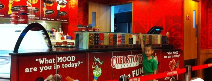 Cold Stone Creamery is one of My Lovely Place Ever !.
