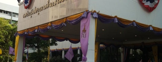 King Ramkhamhaeng the Great Auditorium is one of CHAYAPOL 님이 좋아한 장소.