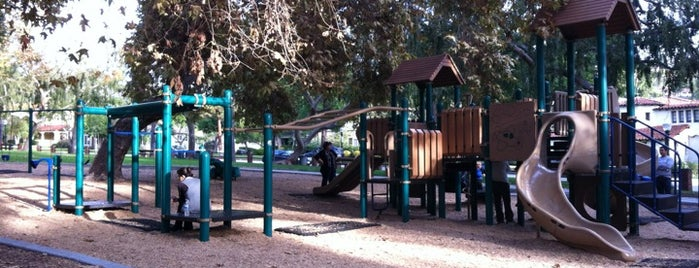 Nibley Park is one of JNETs Hip and Happy LA Places.