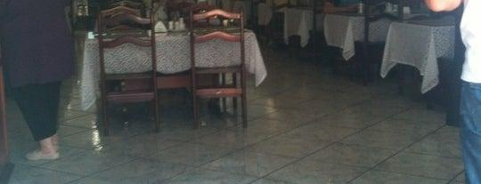 Restaurante Rainha do Mar is one of Rio claro.