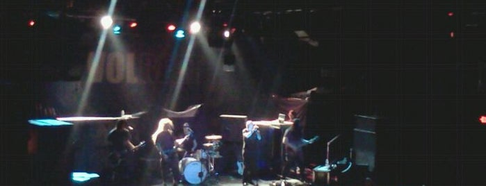 SF Metromix's Top 25 Live Music Venues