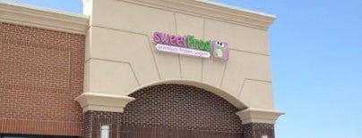 sweetFrog is one of Orte, die Carmen gefallen.