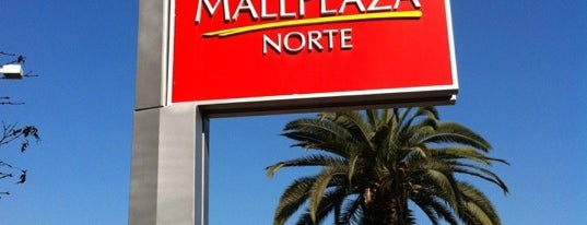 Mall Plaza Norte is one of Top 1000 favorites places in chile.