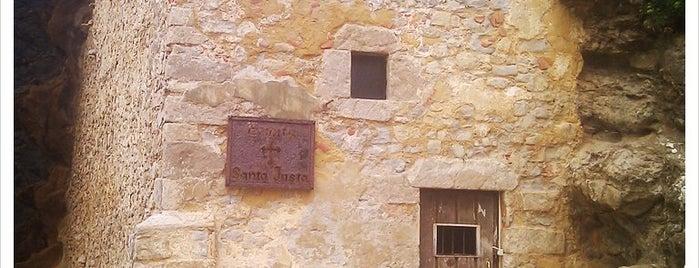 Ermita de Santa Justa is one of Panorámicas.