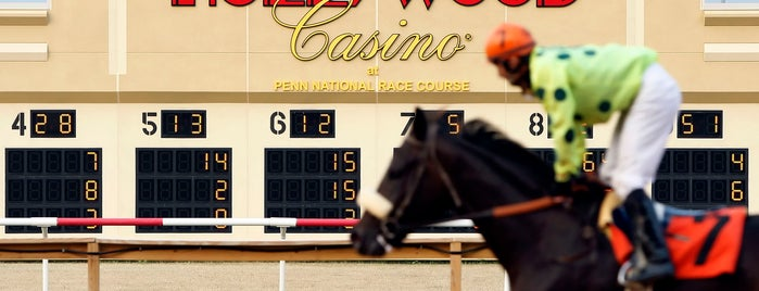 Hollywood Casino at Penn National is one of Sweet Spots of Hershey Harrisburg, PA #visitUS #4s.