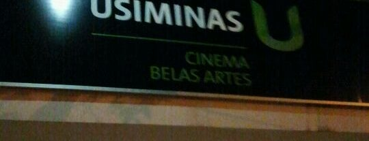 Cinema Belas Artes is one of Cine Paradiso.
