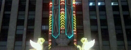 Fox Theatre is one of Detroit List #VisitUS.
