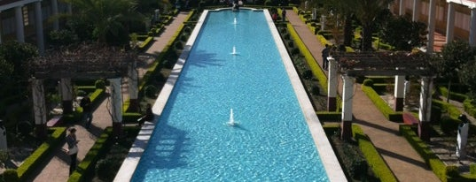 J. Paul Getty Villa is one of USA Los Angeles.