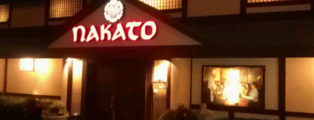 Nakato Japanese Restaurant is one of Family Beach Vacation.