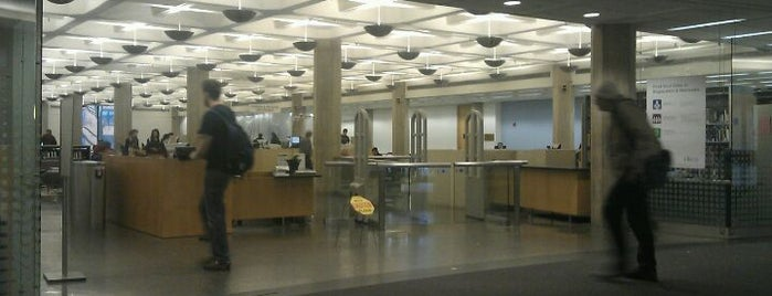 The Joseph Regenstein Library is one of OpenHouse Chicago.