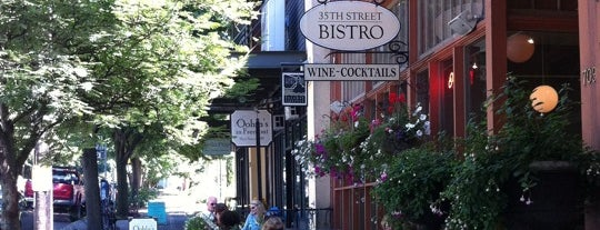 35th Street Bistro is one of 2012 MLA Seattle.