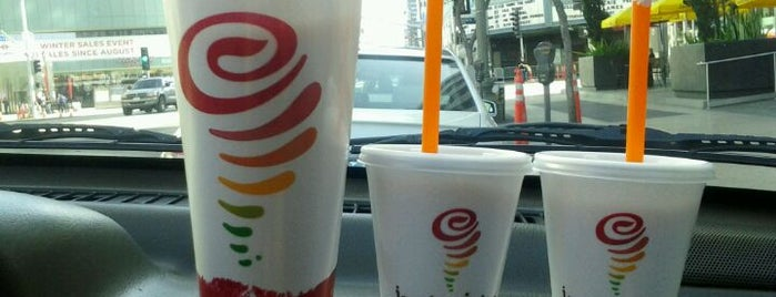 Jamba Juice is one of Delene 님이 좋아한 장소.