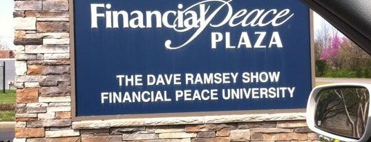 The Dave Ramsey Show is one of Lieux sauvegardés par Dave.
