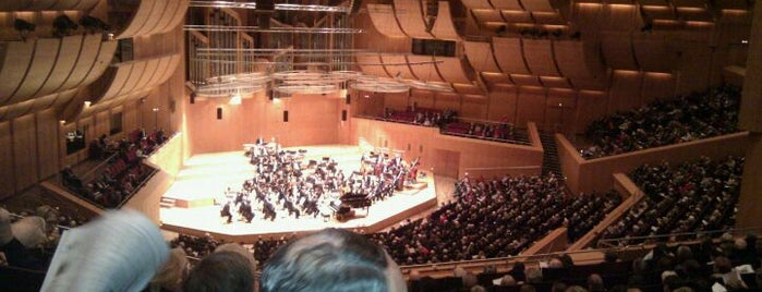 Philharmonie is one of All the great places in Munich.
