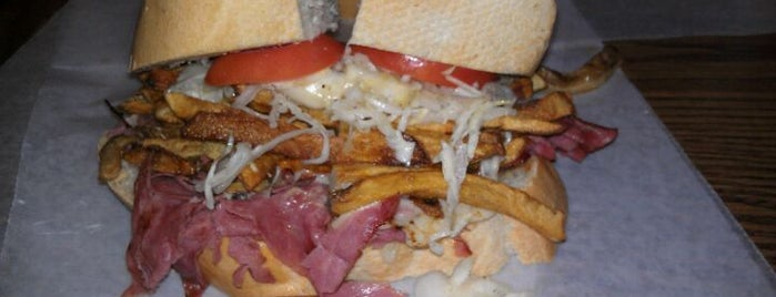 Primanti Bros. is one of Fat Fuck Food USA.