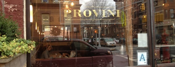 Provini is one of NY Romantic.
