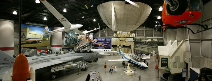 Tulsa Air and Space Museum & Planetarium is one of Green Country Getaway, Let's Go!.