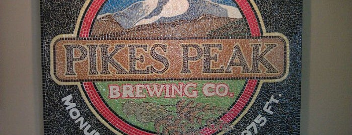 Pikes Peak Brewing Company is one of Best Breweries in the World.