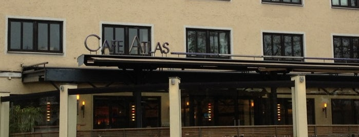 Cafe Atlas is one of Munich And More Too.