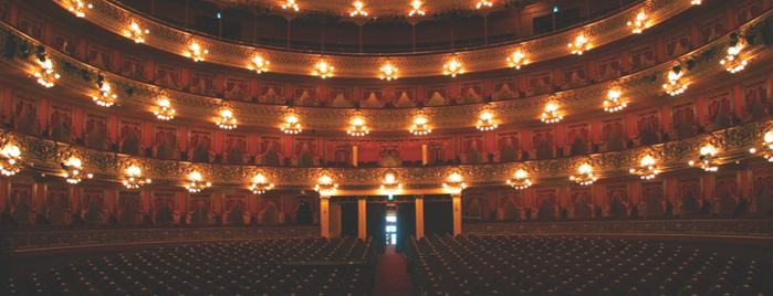 Teatro Colón is one of Buenos Aires to-do.