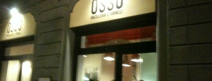 Osso - Macelleria e Fornelli is one of nuova vita.
